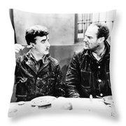 Chaplin: Modern Times, 1936 Throw Pillow