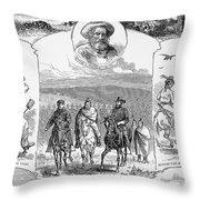 Chief Joseph (1840-1904) Throw Pillow by Granger