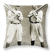 Cobb & Jackson, 1913 Throw Pillow