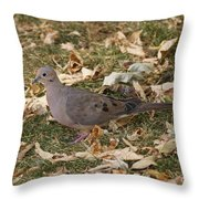 Doves Throw Pillow
