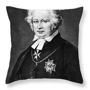 Esaias Tegner (1782-1846) Throw Pillow