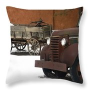 Even Older Throw Pillow