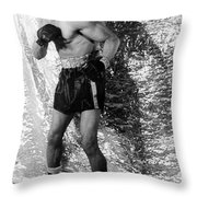 Henry Armstrong (1912-1988) Throw Pillow