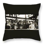 Herbert Hoover (1874-1964) Throw Pillow