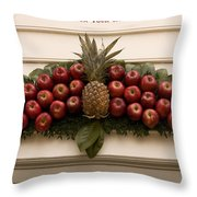 Hospitality Throw Pillow