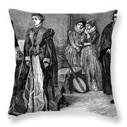 John Knox (1505-1572) Throw Pillow