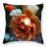 Just Joey Throw Pillow