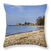 Langenargen Throw Pillow