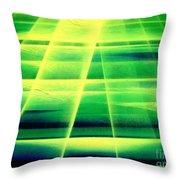 Light Sea Throw Pillow