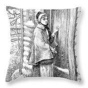 Longfellow: Standish Throw Pillow