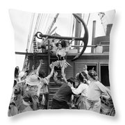 Lupino Lane (1892-1959) Throw Pillow by Granger