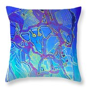 Mama Africa Throw Pillow