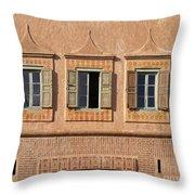 Marrakech In Morocco Throw Pillow