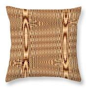 Moveonart Indianprayerart Throw Pillow