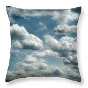 My Sky Your Sky  Throw Pillow