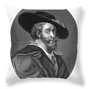 Peter Paul Rubens Throw Pillow