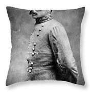 Pierre G.t.de Beauregard Throw Pillow