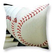 Play Ball....... Throw Pillow