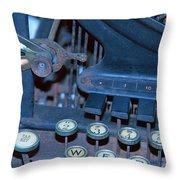 Remington 11 Detail Throw Pillow
