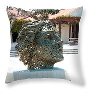 San Diego Throw Pillow