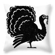 Symbol: Thanksgiving Throw Pillow