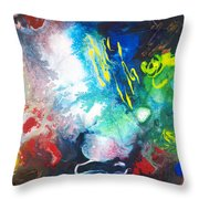 2010 Untitled Series #11 Throw Pillow