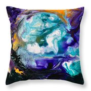 2010 Untitled Series #3  Throw Pillow