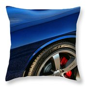 2011 Dodge Challenger 392 Hemi Srt8  Throw Pillow