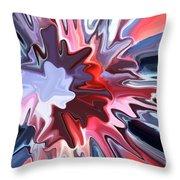 2012 Throw Pillow by Chris Butler