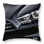 2012 Dodge Charger Srt8 Throw Pillow