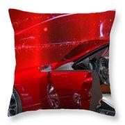 2013 Lexus L F - L C Throw Pillow
