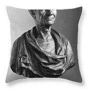 Voltaire (1694-1778) Throw Pillow