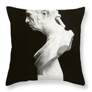 James Madison (1751-1836) Throw Pillow