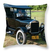 27 Ford Throw Pillow