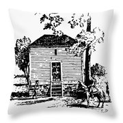 Thomas Jefferson (1743-1826) Throw Pillow