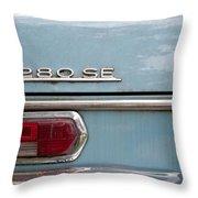 280 Se Throw Pillow
