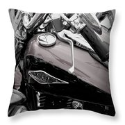 3 - Harley Davidson Series Throw Pillow