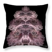 Abstract 188 Throw Pillow