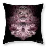 Abstract 192 Throw Pillow