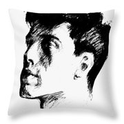 Boris Leonidovich Pasternak Throw Pillow