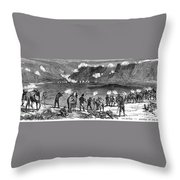 Chief Joseph (1840-1904) Throw Pillow by Granger