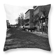 Civil War: Atlanta, 1864 Throw Pillow