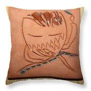Crazy Pineapple Throw Pillow