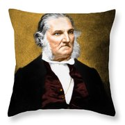 John James Audubon, French-american Throw Pillow