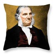 John James Audubon, French-american Throw Pillow