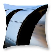 Lloyds Building London Throw Pillow