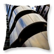 Lloyds Of London Building Throw Pillow