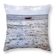Munkmarsch - Sylt Throw Pillow