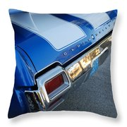 Olds C S  Throw Pillow
