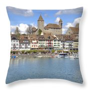 Rapperswil Throw Pillow